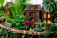 New York Botanical Garden - Holiday Train Show